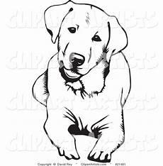 Ausmalbilder Hunde Labrador Labrador Retriever For Coloring Page Mit Bildern