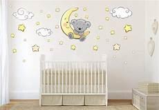 babyzimmer wandtattoo niedliche wandgestaltung f 252 r das babyzimmer wandtattoo