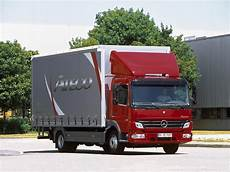 Mercedes Atego Review Top Speed