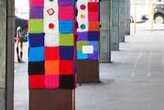 la maison des artistes 757 clic clac 3 23 yarn bombing 224 li 232 ge paperblog