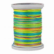 craftplus 174 0 55mm premium linen thread multi color