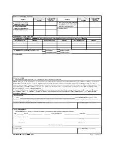 dd form 137 7 download fillable pdf or fill online