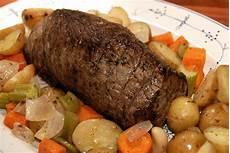 rinderbraten rezept einfach roast beef is easy