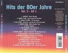 hits der 80er hits der 80er jahre vol 2 3 cd 2002 pappschuber