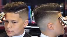 hair cutting style photos length haircut tutorial on how to do a contour fade