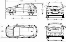 Nissan Qashqai Dimensions Mm