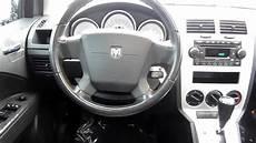 dodge caliber interior 2008 dodge caliber sxt gray stock 6065911 interior