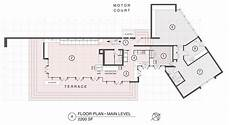frank lloyd wright usonian house plans the bachman wilson house frank lloyd wright usonian