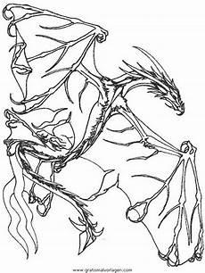 Malvorlagen Drachen Quest Drachen 022 Gratis Malvorlage In Drachen Fantasie Ausmalen