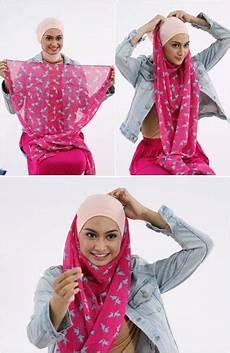 Model Baju Muslim Kebaya Terbaru Model Jilbab Pashmina