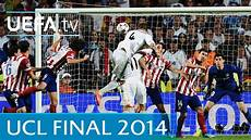 Real Madrid V Atl 233 Tico Madrid 2014 Uefa Chions League