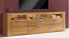 lowboard landhaus lowboard 180cm eiche teilmassiv wohnzimmer landhaus tv