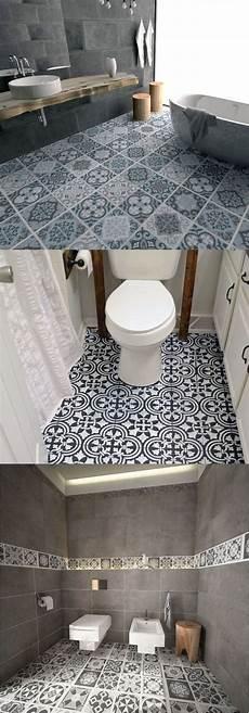10 unique bathroom floor tile designs ideas for 2019
