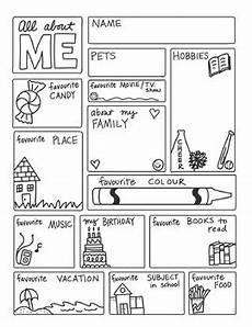doodle notes all about me freebie by science math doodles tpt