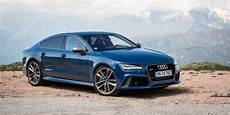 2016 Audi Rs7 Sportback Performance Review Photos