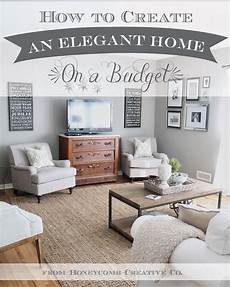 Home Decor Ideas On A Low Budget by How To Create An Home On A Budget 7 Tips And
