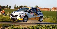 Opel Adam R2 Seeing Success In Fia European Rally