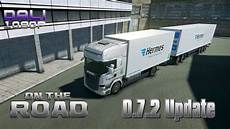 on the road truck simulator 0 7 2 update