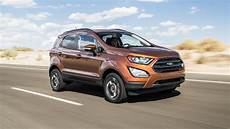 ford ecosport 2019 motor trend suv of the year contender