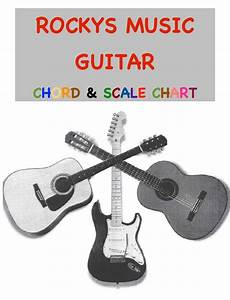 Malvorlagen Chords 226 žguitar Chord Scale Charts Ad Scale