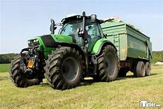 6180 Ttv Traktoren Im Einsatz Oldtimer Traktor