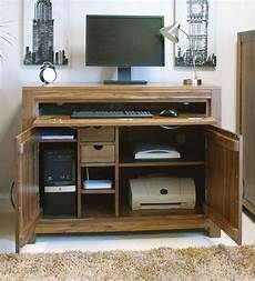 hidden home office furniture linea solid walnut home furniture hideaway hidden home