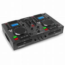 Lecteur Cd Vonyx Cdj450 Mp3 Usb Bluetooth