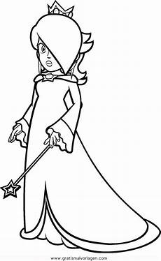 Ausmalbilder Prinzessin Rosalina Rosalina 1 Gratis Malvorlage In Beliebt13 Diverse