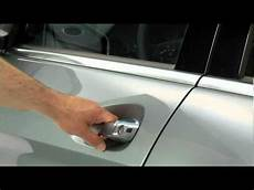 Mercedes Keyless Go Function Operation Lock And