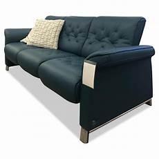 dreisitzer sofa sofa metropolitan dreisitzer leder cori petrol auf