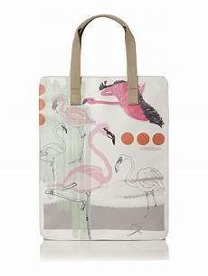 Maxmara Flamingo weekend by maxmara stiria flamingo print shopper bag in