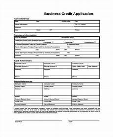 free 24 credit application forms in pdf