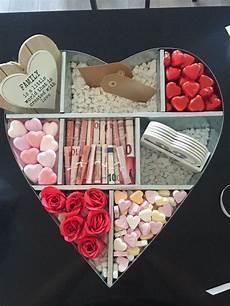 eine geschenk kiste voller liebe tolle diy idee um