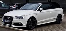 Audi A3 Weiß - file audi a3 cabriolet 2 0 tdi ambition s line 8v