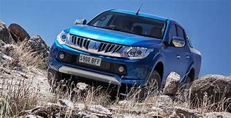 2016 Mitsubishi Triton Pricing And Specifications  Photos