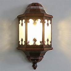 wall sconces glass wrought iron decorative e27