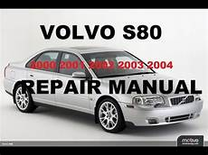 free service manuals online 2002 volvo s40 navigation system volvo s80 2000 2001 2002 2003 2004 repair manual youtube