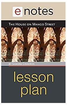 amazon com the house on mango street lesson plan ebook