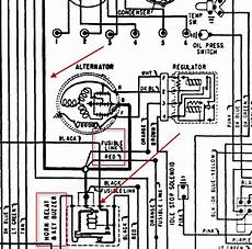 Is The Wiring For This 10dn Alternator Correct Whick