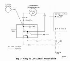 heat relay wire diagram honeywell l4064b combination fan and limit how to set the temperatures and limits on