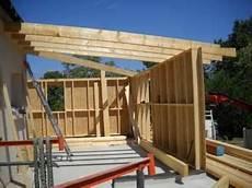 comment faire une extension de maison extensions en structure bois extension en 2019