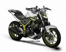 Modifikasi Yamaha Mt25 by Konsep Modifikasi Yamaha Mt25 Berheadl Motocagesix