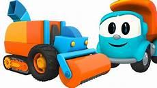L 233 O Le Camion Curieux Jeu De Construction Fraiseuse