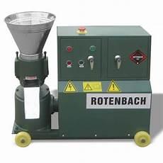 erfahrung rotenbach pelletpresse 3 kw test 2019