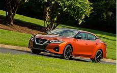 2020 nissan maxima adds active safety tech starts at 35 100