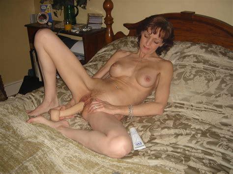 Hairy Wife Masturbating