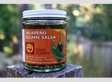 jalapeno sesame seed salsa_image