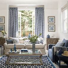 Home Decor Ideas For Living Room Blue by 44 Blue Curtain Designs Living Room Sheer Curtain Ideas