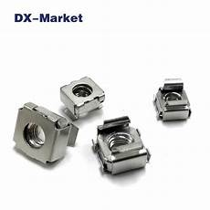 ecrou cage m8 m4 m5 m6 m8 cage nut 304 stainless steel square cage nuts high quality ss304 nut in nuts