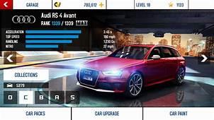 Audi RS 4 Avant\Performance Stats  Asphalt Wiki FANDOM